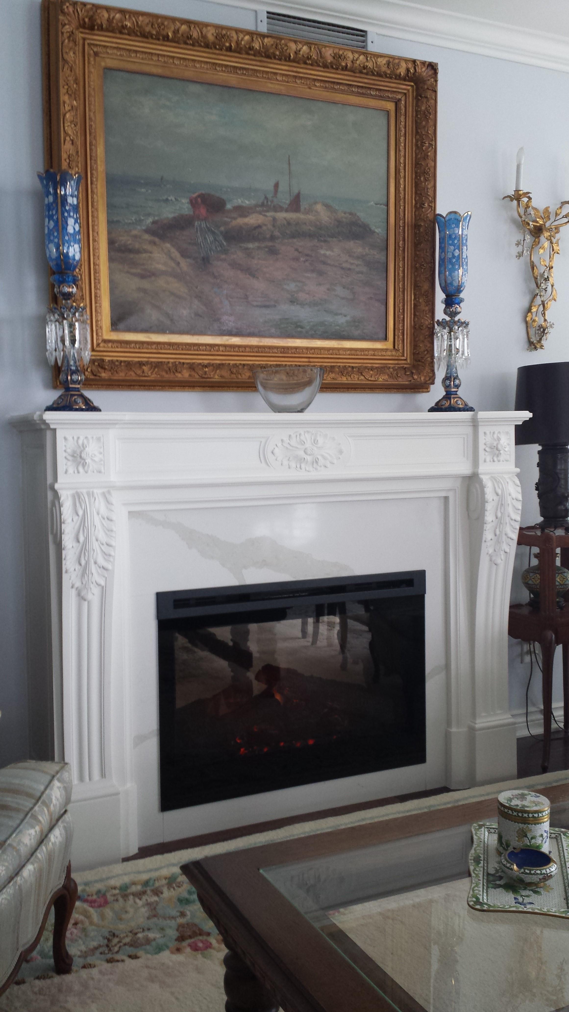 slide mantels furniture hazelmere surrounds fireplace fireplaces mantel